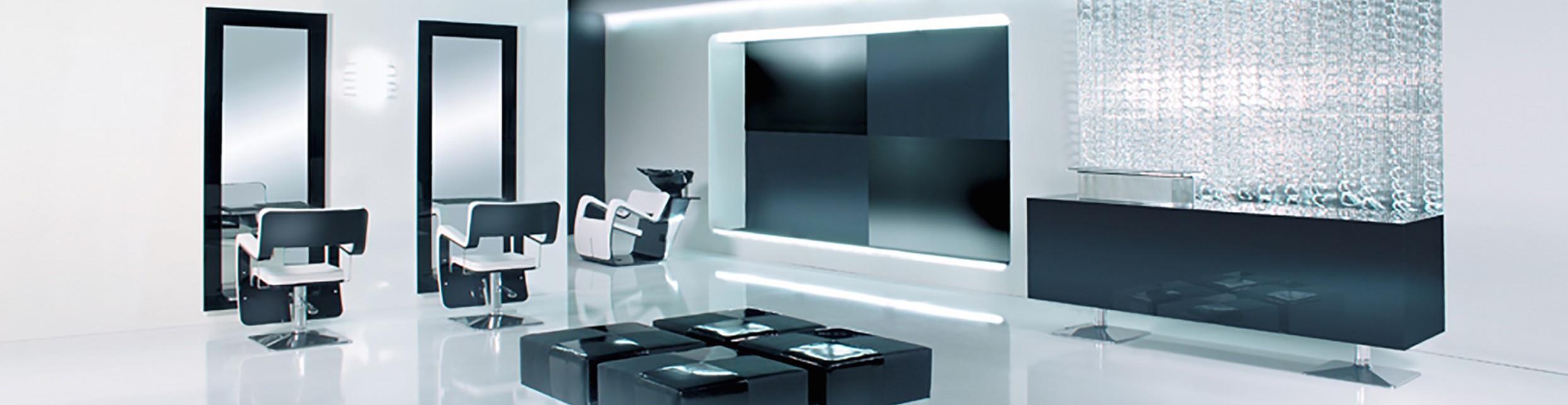 Salon inrichting Wicoli Cosmetics