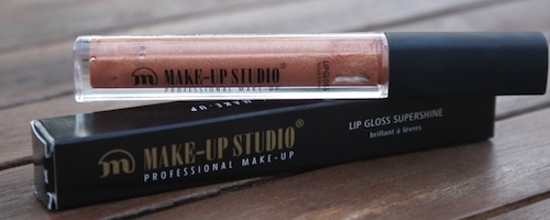 Productreview: Make-Up Studio Lipgloss Supershine